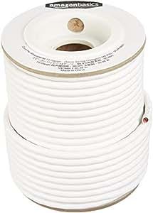 Amazonベーシック スピーカーワイヤー 14ゲージ  [99.9% 無酸素銅] 100フィート(30m)