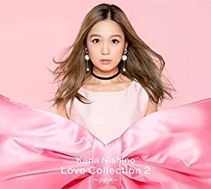 Love Collection 2 〜pink〜(初回生産限定盤)(DVD付)(特典なし)