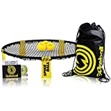 Spikeball Standard 3 Ball Kit - Includes Standard Set, 3 Balls, and Carrying Bag