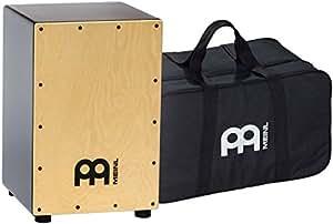 MEINL Percussion マイネル カホン MCAJ100BK-MA+ 純正ギグバッグ付き 【国内正規品】