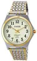 サン・フレイム J-AXIS見やすい腕時計 5気圧防水