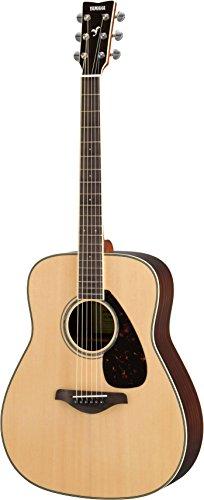 ヤマハ アコースティックギター FG SERIES ナチュラル FG830