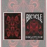 ★マジック?手品★Bicycle Oblivion (Red) by USPCC●SM2760