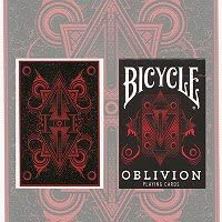 ★マジック?手品★Bicycle Oblivion (Red) by USPCC●SM2760