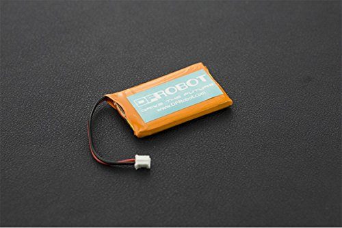 3.7Vポリマーリチウムイオン電池 - 1000mAh DFRobot