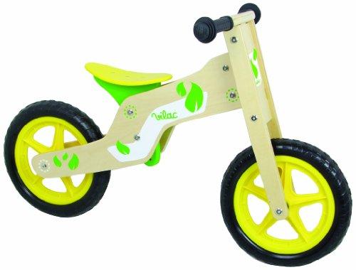 Vilac木製バランスバイク、自然、85x 37x 55cm...
