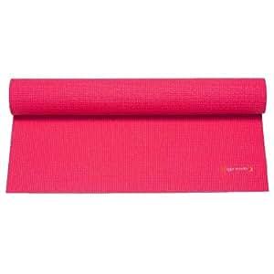 ヨガワークス(Yogaworks) ヨガマットスタンダード 3.5mm ピンク