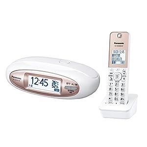パナソニック デジタルコードレス電話機 子機1台付き 迷惑電話対策機能搭載 パールホワイト VE-GDX16DL-W