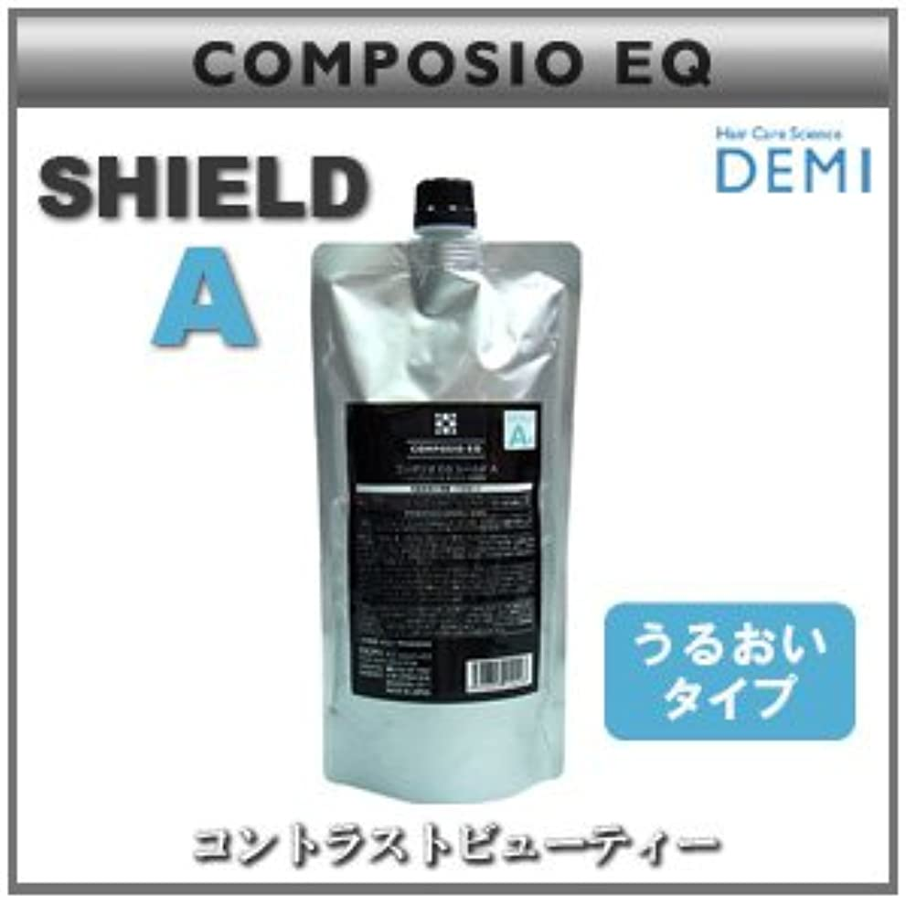 燃やすテロリストちらつき【x3個セット】 デミ コンポジオ EQ シールド A 450g