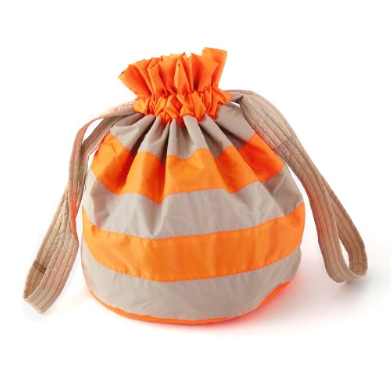 7A.M. ENFANT ROTONDO BAG Neon Orange