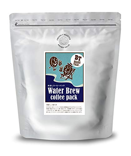 【Amazon.co.jp限定】ビーンズトーク 水出しコーヒー パック 35g×25個入 コールドブリュー アイスコーヒー
