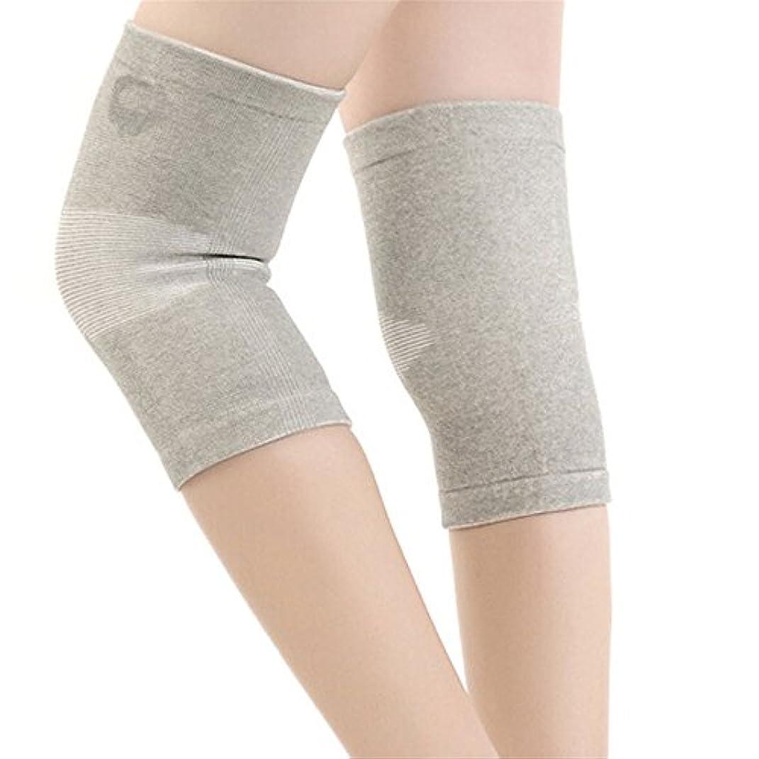 陽気なささいな通路膝サポーター ランニングマウンテニアリングパッドスポーツアウトドアフィットネス製品 暖かい健康膝 日常生活に適用サポーター