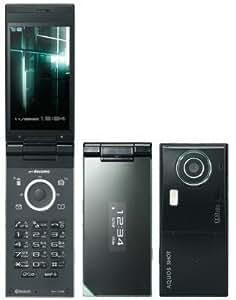 シャープ docomo SH-01B ブラック 携帯電話 白ロム ドコモ