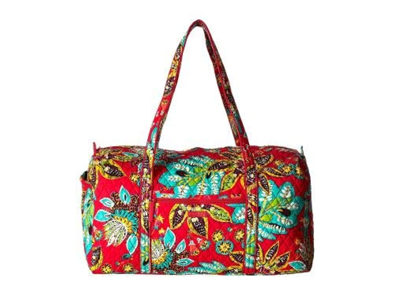 Vera Bradley(ベラブラッドリー) レディース 女性用 バッグ 鞄 ダッフルバッグ Large Duffel - Rumba [並行輸入品]