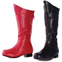 Shazam (Black) Child Boots ジャーン(黒)子供のブーツ?ハロウィン?クリスマス?Large (2-3)