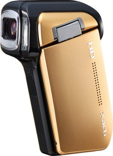 SANYO ハイビジョン デジタルムービーカメラ Xacti (ザクティ) DMX-HD800 ゴールド DMX-HD800(N)