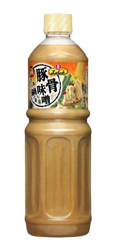 リケン ラクック鍋百選 豚骨味噌鍋の素 1170g