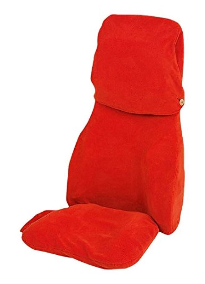 昼寝合唱団レビュアーアルインコ【どこでもマッサージャー専用カバー】モミっくすキング専用収納カバー(オレンジ) MCR2100C O