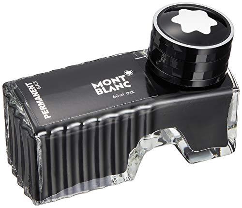 モンブラン インクボトル  MB107755 60ml パーマネントブラック 正規輸入品