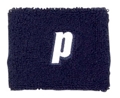 [プリンス] テニスウェア リストバンド(1個入り) PK475 [ユニセックス] ネイビー (127) 日本 フリーサイズ (Free サイズ)