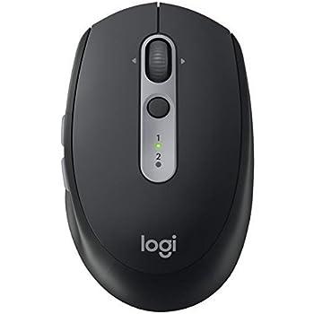 ロジクール M590 Multi-Device Silent サイレントワイヤレスマウス(グラファイトトーン)Logicool M590 MULTI-DEVICE SILENT Mouse M590GT