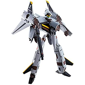 HI-METAL R 超時空要塞マクロス VF-4G ライトニングⅢ 約150mm ABS&PVC&ダイキャスト製 塗装済み可動フィギュア