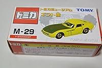 トミカ トミカミュージアム ギフト館 M-29 トヨタ 2000GT