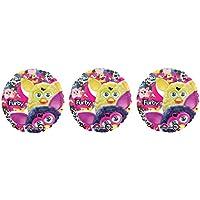 3 Furby Mylar Balloons
