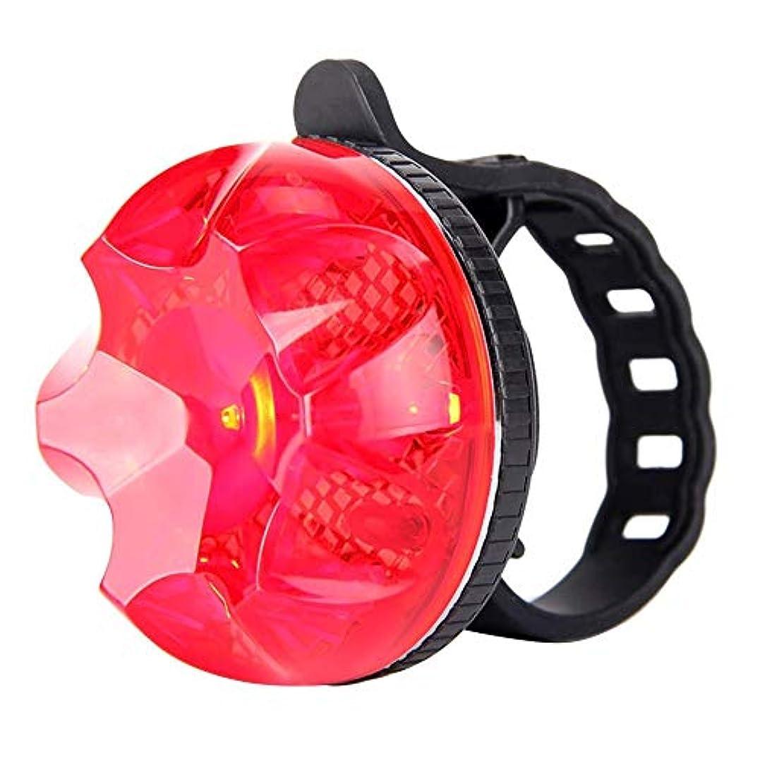マラソン貨物機密Runcircle テールライト 自転車リアライト LED尾灯 安全警告 プラスチック リアランプ シリコーン ブレーキセンサー 後ろ警告 7モード USB充電式 簡単装着 夜間走行 視認性 自転車 サイクリング 防水 防災 軽量