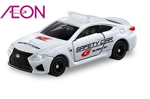 【限定】トミカ AEON チューニングカーシリーズ 第33弾 レクサス RC F SUPER GT セーフティーカー 2015年開幕戦仕様 レクサス RC F スーパーGT セーフティカー イオン 限定 トミカ