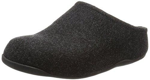 [フィットフロップ] SHUV FELT ブラック (ブラック/US 6)