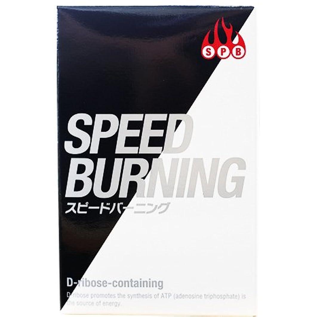 リスクシニスかもしれないスピードバーニング SPEED BURNING
