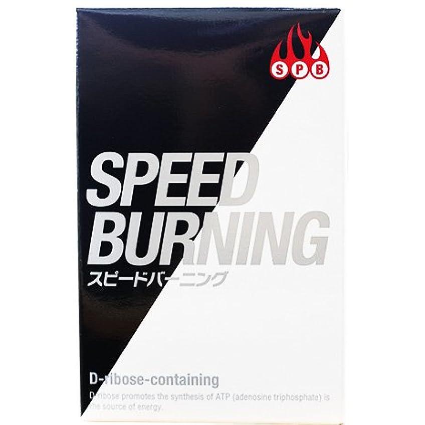 イブニング首落胆したスピードバーニング SPEED BURNING