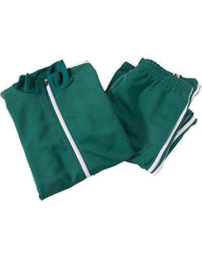 (ジーパッシオ) G-passioカラージャージ メンズ カラー 7色 L Green