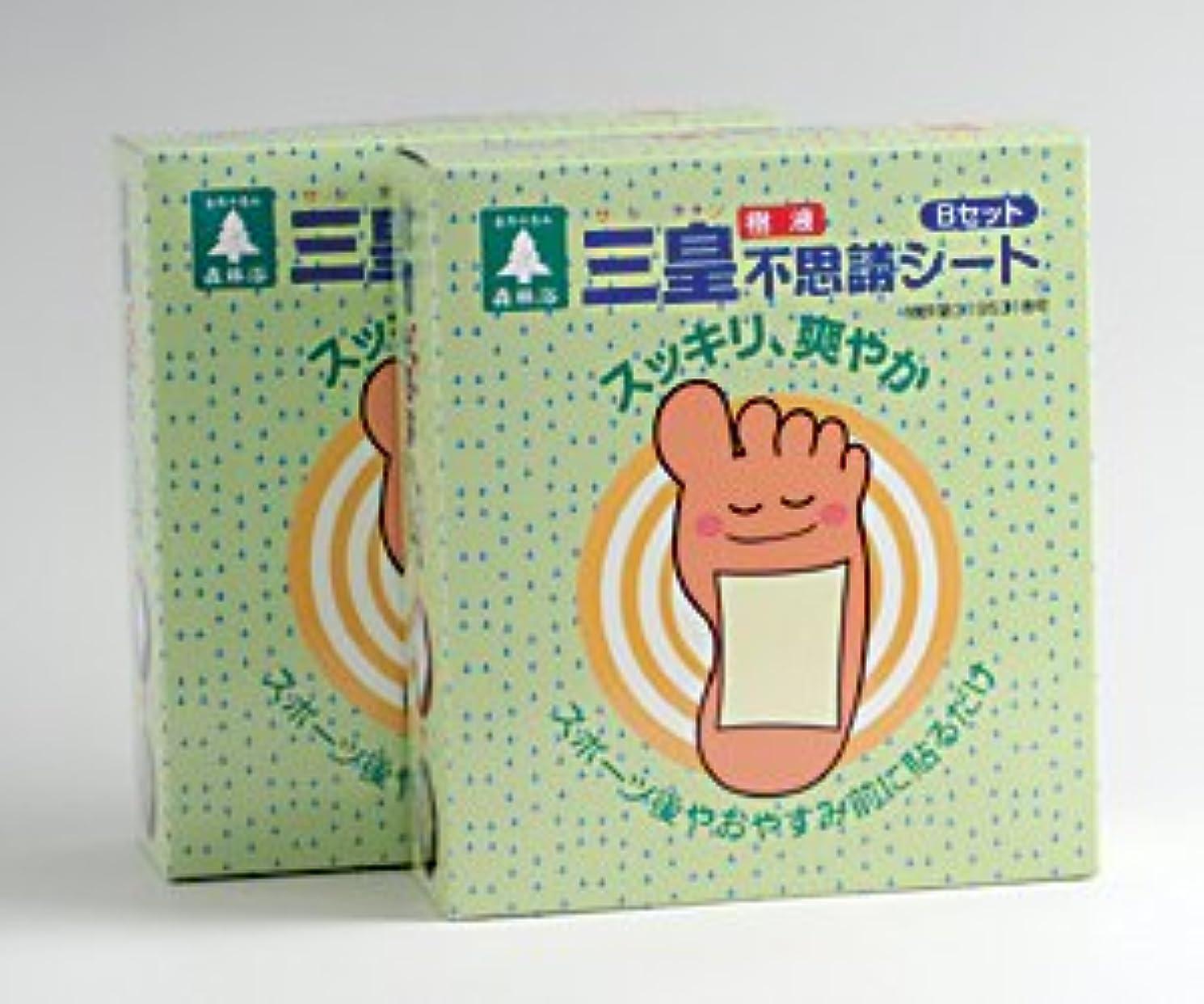 できるスカーフ忙しい三皇(樹液)不思議シート Bセット 【2箱セット】