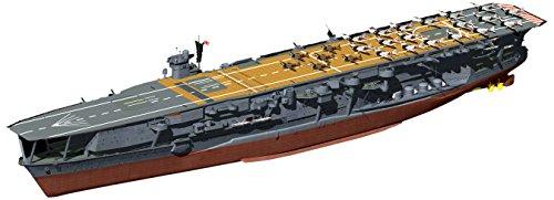 フジミ模型 1/700 帝国海軍シリーズNo.22 日本海軍航空母艦 加賀 フルハルモデル プラモデル