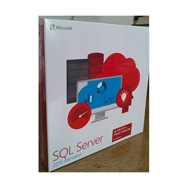 SQL Server 2016 Standard...の商品画像
