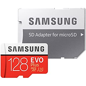 Samsung microSDカード128GB EVOPlus Class10 UHS-I U3対応 Nintendo Switch 動作確認済 正規代理店保証品 MB-MC128GA/ECO