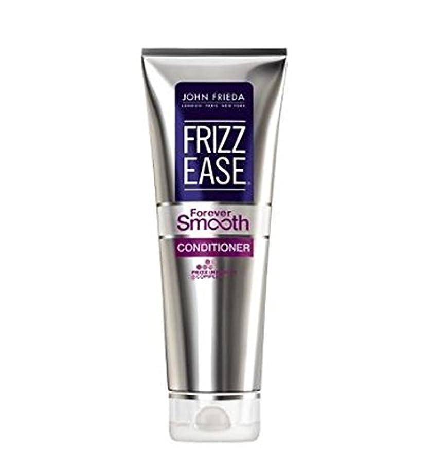 レッドデートスロット輪郭ジョン?フリーダ縮れ-容易永遠に滑らかなコンディショナー250Ml (John Frieda) (x2) - John Frieda Frizz-Ease Forever Smooth Conditioner 250ml...
