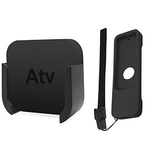 テレビマウントfor Apple TV第4と4K第5世代、sourceton壁マウントブラケットホ...