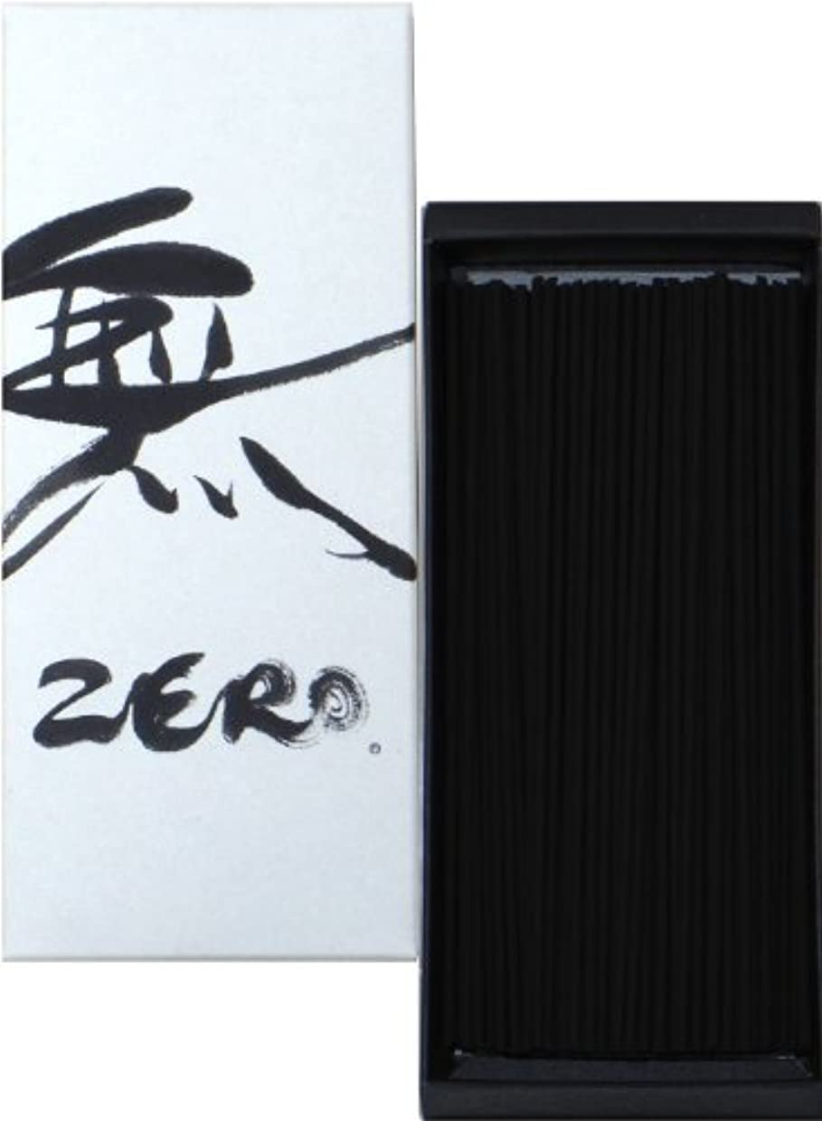 ちらつきブリード一部丸叶むらたのお線香 無 ZERO(ゼロ)中バラ 約80g #ZR-02