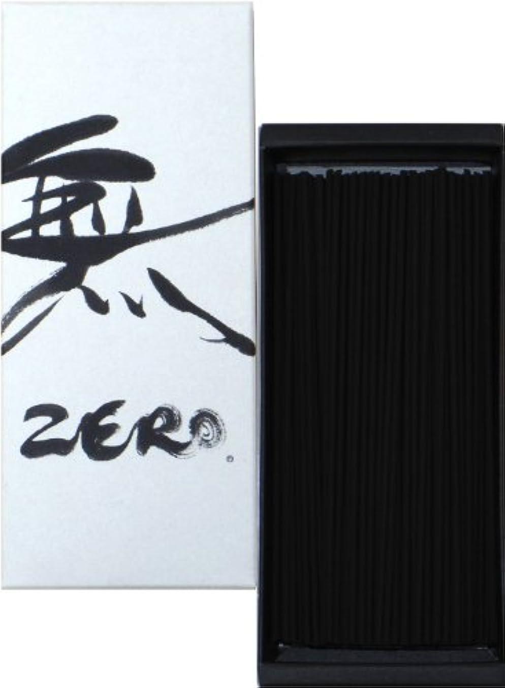ストレスの多い放送第二丸叶むらたのお線香 無 ZERO(ゼロ)中バラ 約80g #ZR-02