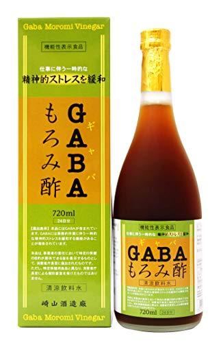 崎山酒造廠『GABAもろみ酢』