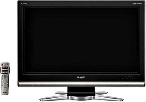 シャープ AQUOS 32V型 地上・BS・110度CSデジタル ハイビジョン液晶テレビ LC-32D10B ブラック