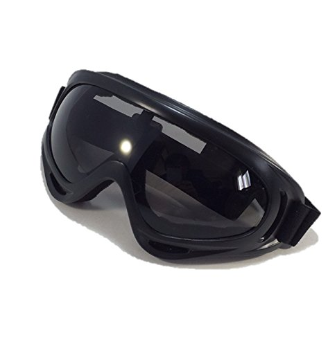 スチール 製 ハーフ メッシュ マスク & タクティカル ゴーグル セット ブラック CP迷彩 ACU 迷彩 グリーン サバゲー サバイバル ゲーム (CP迷彩)