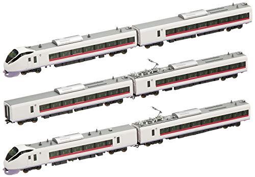 E657系「ひたち・ときわ」 6両基本セット 10-1397