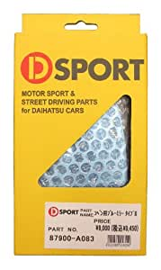 D-SPORT(ディースポーツ) コペン用ブルーミラー タイプⅡ 87900-A083
