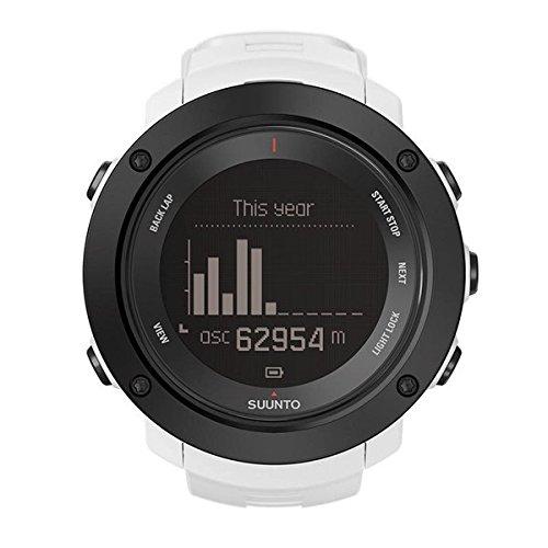 SUUNTO スント 腕時計 メンズウォッチ AMBIT3 VERTICAL WHITE (HR) [並行輸入品]