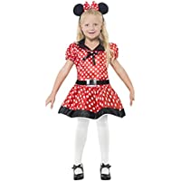 Cute Mouse Girls Costume