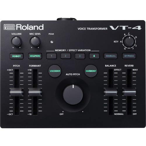Roland ローランド/VT-4 Voice Transformer ボイ...